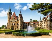 Zámok Moszna, Poľsko