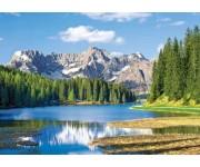 Jazero Missurina, Taliansko