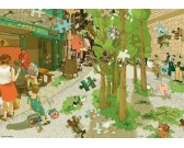 Svet puzzle - TRIANGULAR PUZZLE