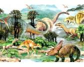 Život dinosaurov - DETSKÉ PUZZLE