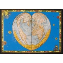 Srdce sveta - METALICKÉ PUZZLE