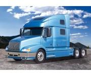 Modrý truck
