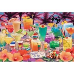 Drinky - PUZZLE s 3D efektom