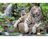 Biele tigre