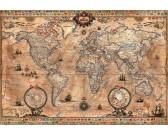 Antická mapa