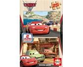 Cars 2 - DREVENÉ PUZZLE