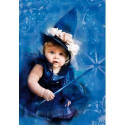 Modrá čarodejnica
