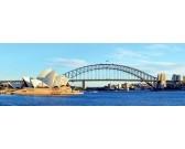 Sydney - PANORAMATICKÉ PUZZLE