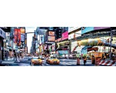 Times Square - PANORAMATICKÉ PUZZLE