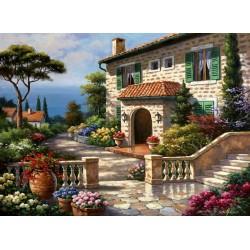 Stredomorská vila