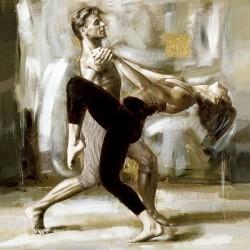 Vášnivý tanec