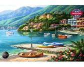 Jazero Como, Taliansko