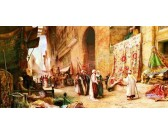 Trhovisko v Káhire