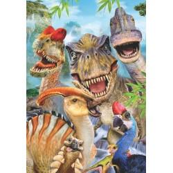 Veselé dinosaure