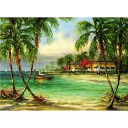 Tropický raj