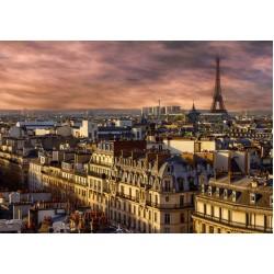 Paríž v noci