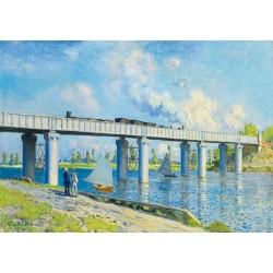 Železničný most v Argenteuil