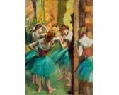 Ružovo-zelené tanečnice