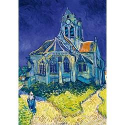 Kostol v Auvers