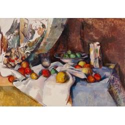 Zátišie s jablkami