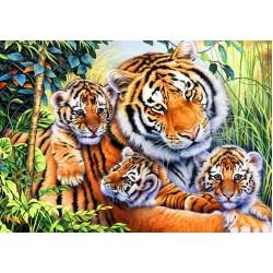 Tigria rodinka