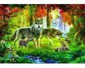 Vlci v lete