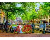 Bicykel v Amsterdame