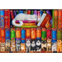 Knihy o mačkách