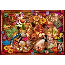 Puzzle Staré poklady