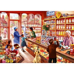 Obchod s cukrovinkami