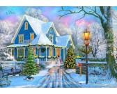 Na Vianoce doma