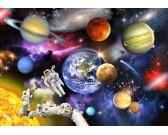 Vesmír - DETSKÉ PUZZLE