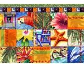 Tropická mozaika