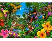 Farebná džungľa