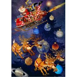 Santa Klaus prichádza!