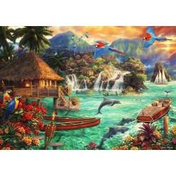 Život na ostrove