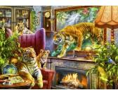 Tigre z obrazu