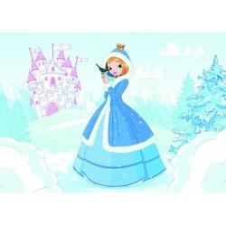 Ľadová princezná - DETSKÉ PUZZLE