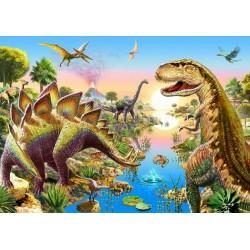 Dinosauria rieka