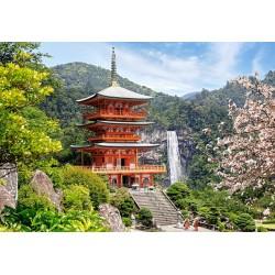 Chrám Seiganto-Ji, Japonsko