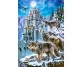 Vlci u hradu