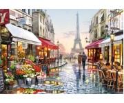Kvetinárstvo v Paríži