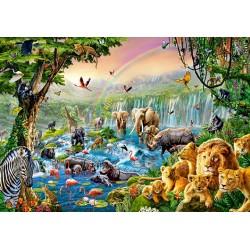Rieka v džungli