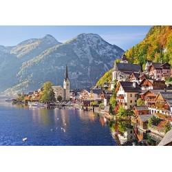 Hallstatt, Rakúsko