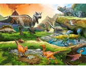Dinosaurí svet - DETSKÉ PUZZLE