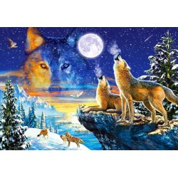 Svorka vlkov
