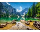 Krištáľovo čisté jazero