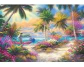 Palmová pláž