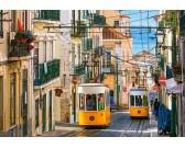 Električka v Lisabone