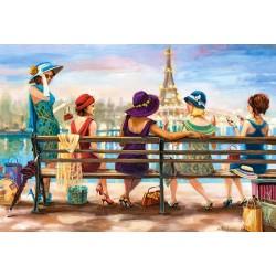 Dámy v Paríži